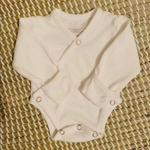 Lovedbaby organic bodysuit